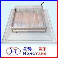 Motorized Airtight Damper for Square Diffuser