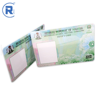 ISO18000-6c rfid card Alien H3 UHF RFID smart card with cheap price