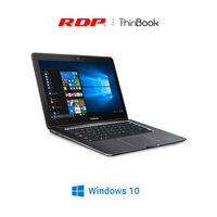 "RDP ThinBook (Intel 1.92 GHz Quad Core/2GB RAM/32GB Storage) 11.6"" HD Screen Laptop - Windows 10"