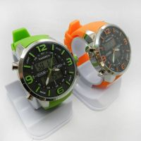 Cheap Fashion sports Watch, Slap Silicone Band