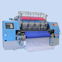 High End Computerized Shuttle Quilting Machine for Quilts Production