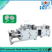 Nonwoven/PE Bouffant Cap Making Machine
