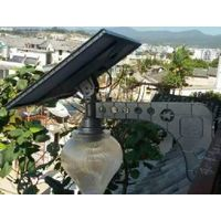 high lumen solar street light