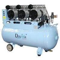 Silent Oilless Air Compressor (DA5003) thumbnail image