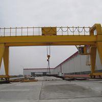 reasonable price MG model limit switch 50t electric trolley gantry crane manufacturer thumbnail image