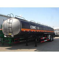 Bitumen Liquid tank semi trailer
