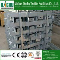 Galvanized Steel Spacer for Crash Barrier