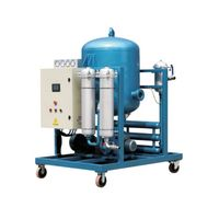 Saya ZLYC-A series high efficiency vacuum oil purifier