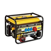 High Power Gasoline Generator WG3500E3