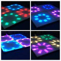new product led 100100cm dance floor