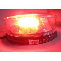 New Super-bright 24Led 72Watt Led Strobe Light Beacon for the Car/Truck Ceiling Top