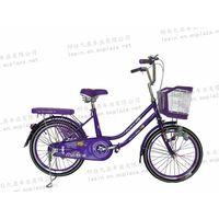 "Good-looking kids bike/20"" lady bike for girls children bike/color spoke,front light-jd31"
