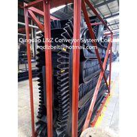 non-slip side wall conveyor belt thumbnail image