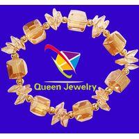 Paul valentine bracelet Hot sale fashion jewelry champagne zircon bracelet handmade chain for women
