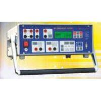 Single phase relay test set