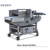 Made in China Fresh Meat Slicer Model FQJ500-II thumbnail image