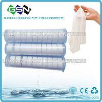 Tube Packed Coin Tissues/Magic Napkin/Compressed Wet Wipes with Logo Printing