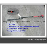 Multi-fuction 2in1 Pole Extendable Saw & Trimmer (2.8M-4.1M) thumbnail image