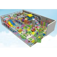 Educational soft padded playground equipment thumbnail image
