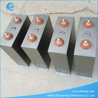 Metal Case Fast Discharge Capacitor For Demagnetizer