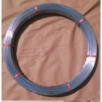 Galvanized Steel Oval Wire
