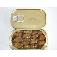 Canned Smoked Oyster in Oil thumbnail image
