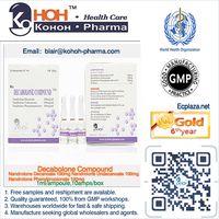 Decabolone Compound(Nandrolone Decanoate,Nandrolone Undecanoate,Nandrolone Phenylpropionate)Steroids