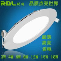 Ultra-slim High energy saving led panel light