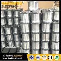 FeCrAl wire Soft/Bright/Anneal Dia3.0 mm Resistance wire 0Cr21Al6Nb