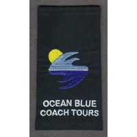 High quality embroidered epaulette