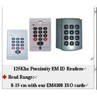 smart card reader/EM card reader/Proximity card reader/contactless card reader thumbnail image