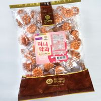 Hojeongga Glutinous Rice Mini Yakgwa (Deep-fried Honey Cookie) 1kg