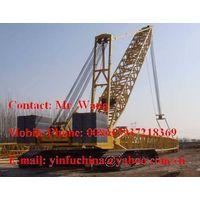 used crawler 450 ton DEMAG crane