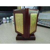 Gold Foil Pen Holder