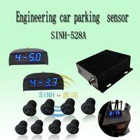 Parking Sensor System for 8 sensor Truck/Bus/Lorry/Vans