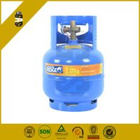 2kg camping gas cylinder with good price