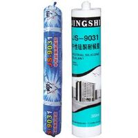 JS-9031 neutral silicone weathering resistance adhesive