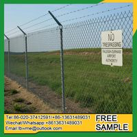 Chicago residence chain link fence Houston airport fence manufacturer