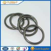 hollow stainless steel metal o ring sealing design