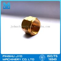 China supplier customized cnc brass parts