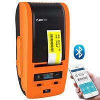 Jingchen JC-B50 Android Bluetooth 50mm portable Thermal Transfer Label Printer thumbnail image