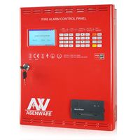 AW-AFP2189 Addressable Fire Alarm Control Panel thumbnail image