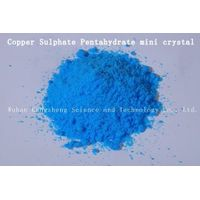 Copper Sulfate Pentahydrate feed grade thumbnail image