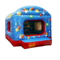 Manufacturing PVC kids inflatable air bouncer