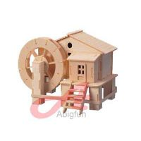 Watermill Hovel woodcraft construction kit building thumbnail image