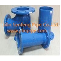 ISO2531-Ductile iron fittings,Ductile Iron Pipe Fittings,EN545/EN598 thumbnail image