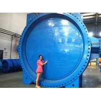 Super Large Diameter Butterfly Valve