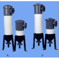 Plastic bag filter housing, UPVC bag filter housing, Filter housing
