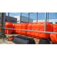 HDPE dredging pipe floater thumbnail image
