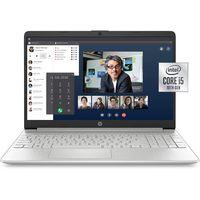 HP 15-inch FHD Laptop, 10th Gen Intel Core i5-1035G1, 8 GB RAM, 256 GB Solid-State Drive, Windows 10 thumbnail image